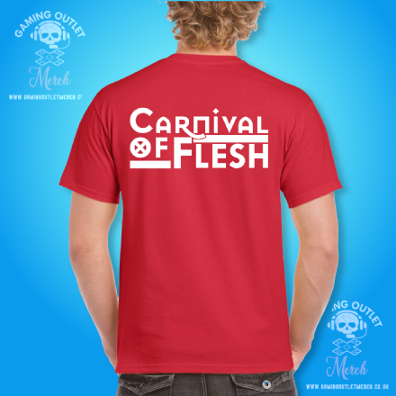 Carnival of Flesh - The Purge Security Staff T Shirt